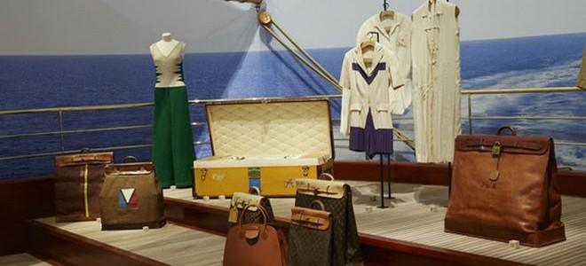 Στα εγκαίνια της εντυπωσιακής έκθεσης του οίκου Louis Vuitton για τα 180 του χρόνια! (εικόνες)