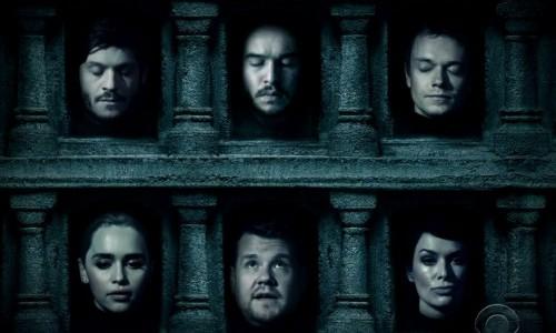 Τι δουλειά έχει ο κωμικός James Corden στο Game Of Thrones;