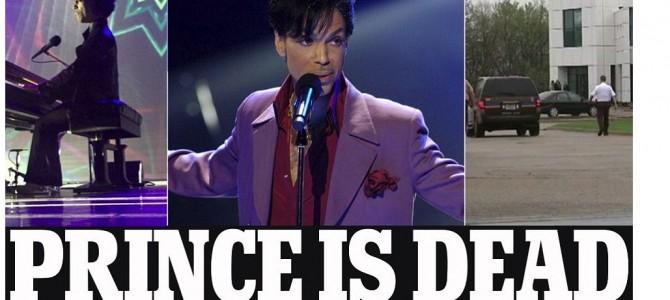 Πέθανε ο θρυλικός Prince – Σε ηλικία 57 ετών !