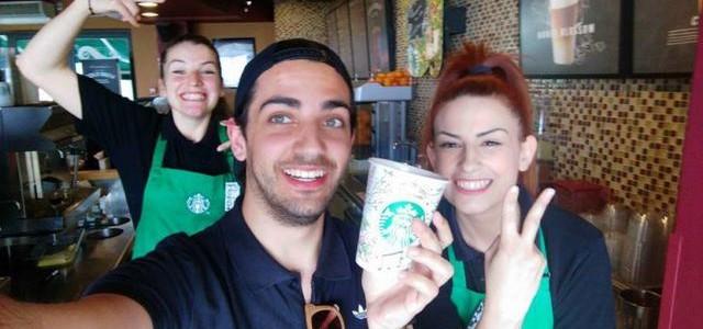 Ο Ελληνας που τρέλανε τα Starbucks!