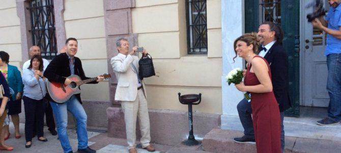 Γάμος στα FM……..στη Μυτιλήνη!