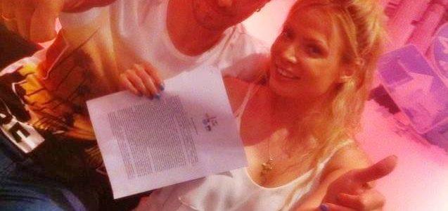 Αποκλειστικότητα του news-life.gr Η Τραγουδίστρια Ηθοποιός Μαϊρα Ψιλοπούλου στην Δισκογραφική Εταιρία Real Music