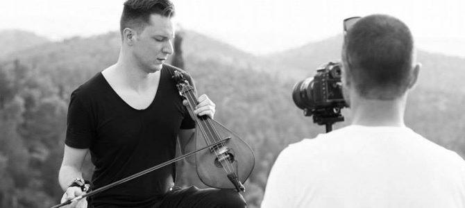 Αποκλειστικότητα του news-life.gr Backstage στο βίντεκλιπ του ''εναλλακτικού'' καλλιτέχνη της Real Music Αλέξανδρου Λύρα