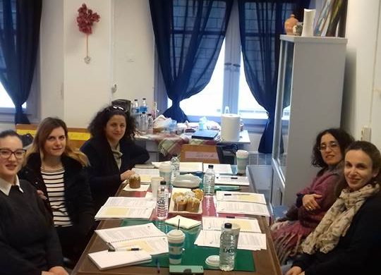 Best Practice Guide in Infant-Maternal Mental Health-Training completed in Tinos