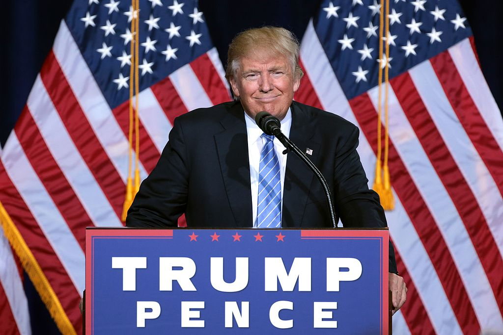 Ο Ντόναλντ Τραμπ νέος πρόεδρος των ΗΠΑ