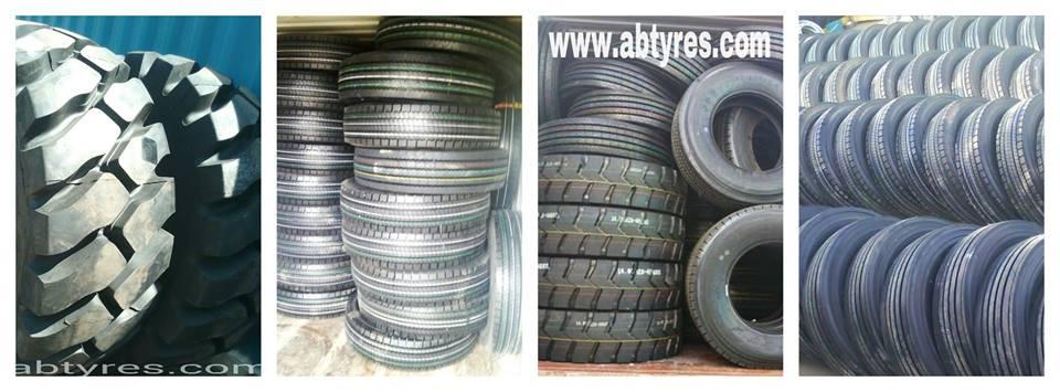 AB tyres GR
