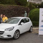 To Opel Corsa «Αυτοκίνητο της Χρονιάς 2015»
