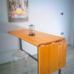 kitchen table custom made