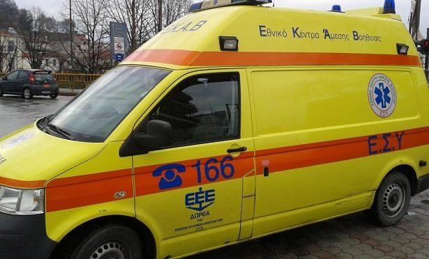 Άνδρας βρέθηκε απαγχονισμένος, σήμερα το πρωί, σε μια οικοδομή, στο Ντράφι.