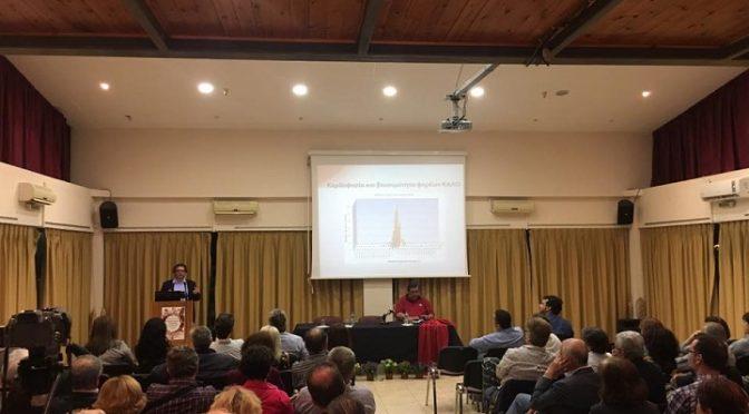 Με επιτυχία πραγματοποιήθηκε στις 5 Μαϊου στα Βριλήσσια , εκδήλωση που διοργάνωσαν η Νομαρχιακή Επιτροπή Βόρειας Αθήνας και η οργάνωση μελών Βριλησσίων του ΣΥΡΙΖΑ με θέμα: