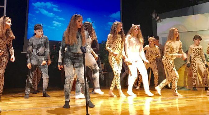 Μια μοναδική θεατρική παράσταση σε σκηνοθεσία και θεατρική απόδοση της δασκάλας κ. Βάσης Κουκουβίνου και μουσική επιμέλεια του δασκάλου της μουσικής κ. Θωμά Κοντογεώργη, παρουσίασαν οι μαθητές της ΣΤ' τάξης του 5ου Δημοτικού Σχολείου Αμαρουσίου με αφορμή το τέλος της σχολικής χρονιάς.