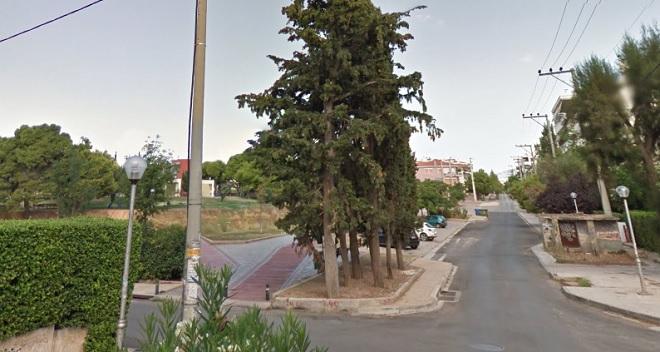 Ατύχημα έγινε τις απογευματινές ώρες στη διασταύρωση Μπακογιάννη και Πλαταιών, το οποίο οφειλόταν σε παραβίαση STOP.