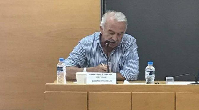 Την Τρίτη 20 Ιουνίου 2017 συνεδρίασε εκτάκτως το Δ.Σ. της ΠΕΔΑ με θέμα ημερησίας διάταξης: «Συζήτηση απόφασης του Ελεγκτικού Συνεδρίου που κρίνει ως αντισυνταγματική την παράταση των συμβάσεων των συμβασιούχων και την καταβολή των μισθών τους για την εργασία που παρείχαν από την παράταση και μετά».