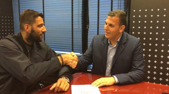 Ο Συνεργατικός Σχηματισμός «Discover North Athens» της Περιφέρειας Αττικής απέκτησε έναν «υψηλό» πρεσβευτή στην Ασία.