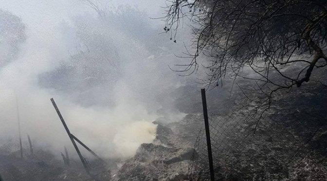 Συναγερμός στην αστυνομία για μανιακό εμπρηστή που βρίσκεται πίσω από τις φωτιές που εκδηλώθηκαν χθες Σάββατο, το μεσημέρι σε τρία διαφορετικά σημεία μέσα σε 27 λεπτά της ώρας, στο Μαρούσι.