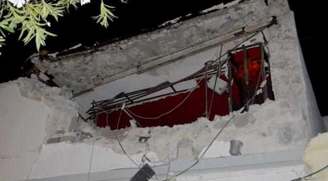 Με αφορμή τον ισχυρό σεισμό που έπληξε τα ξημερώματα την Κω, ο Πρόεδρος της ΚΕΔΕ Γ.Πατούλης επικοινώνησε με τον Δήμαρχο του νησιού Γ.Κυρίτση προκειμένου να του εκφράσει τη συμπαράσταση του αλλά και να ενημερωθεί για την κατάσταση που επικρατεί.