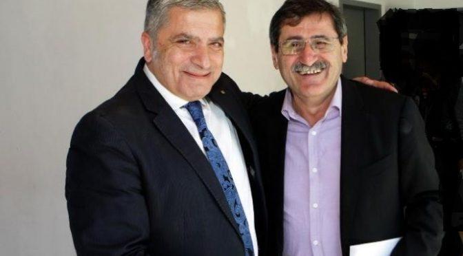 Ο δήμαρχος Πατρέων, Κώστας Πελετίδης, με ανακοίνωσή του απαντά στην πρόσφατη επιστολή του προέδρου της ΚΕΔΕ και δημάρχου Αμαρουσίου, Γιώργου Πατούλη, για την απόφαση του Διοικητικού Συμβουλίου της ΚΕΔΕ, να διοργανωθούν σε 52 Δήμους αγώνες δρόμου, όπου οι συμμετέχοντες θα προσφέρουν τρόφιμα στα αντίστοιχα Κοινωνικά Παντοπωλεία.