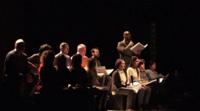 Τη «Χορωδία Ανέργων», της Ελένης Ευθυμίου και του Δημήτρη Ζάχου, μια πρωτότυπη μουσική και θεατρική performance για την Εργασία, με αφορμή αληθινές ιστορίες ανθρώπων που αυτοπροσδιορίζονται ως άνεργοι, φιλοξενεί το Φεστιβάλ Ρεματιάς 2017 – Νύχτες Αλληλεγγύης, την Τετάρτη 30 Αυγούστου.
