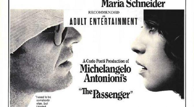 Την Πέμπτη 21 Σεπτεμβρίου 8:15΄μμ, στο ΤΥΠΕΤ, στα Βριλήσσια, από το Cine-Δράση προβάλλεται η ταινία «Επάγγελμα Ρεπόρτερ» (Professione: Reporter/ The Passenger).