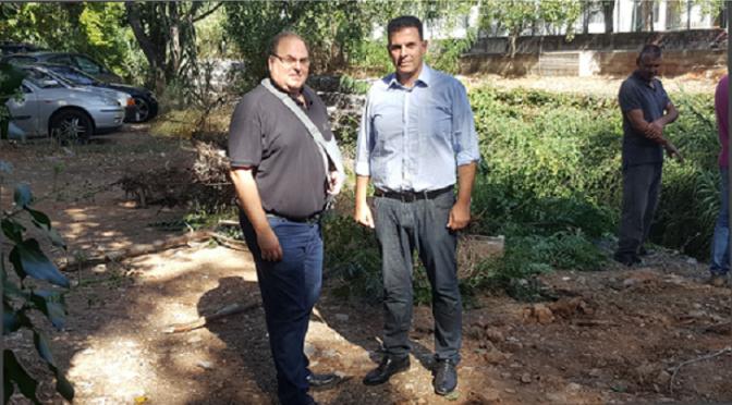 Με καθημερινές παρεμβάσεις συνεχίζεται ο καθαρισμός ρεμάτων στη βόρεια Αθήνα για την πρόληψη πλημμυρικών φαινομένων και την ελαχιστοποίηση των επιπτώσεων από έντονες βροχοπτώσεις.