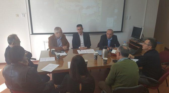 αξιοποίηση συστημάτων πρόγνωσης και διαχείρισης ακραίων καιρικών φαινομένων που έχουν αναπτυχθεί από το Εθνικό Αστεροσκοπείο Αθηνών (ΕΑΑ), απασχόλησε τη Συντονιστική Μητροπολιτική Επιτροπή Πολιτικής Προστασίας