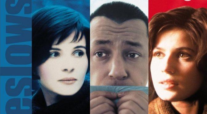 Το Cine ΑΡΓΩ τιμά έναν υπέροχο σκηνοθέτη, τον Κριστόφ Κισλόφσκι, και έναν εξίσου υπέροχο μουσικό, τον Ζμπίγνιεβ Πράισνερ, αφιερώνοντας τρεις βραδιές στην Τριλογία των Χρωμάτων που γεννήθηκε από τη συνεργασία τους!