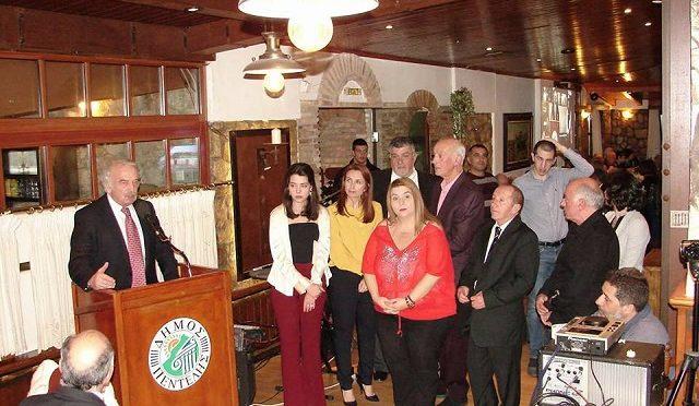 Την Παρασκευή 9 Φεβρουαρίου διοργανώθηκε από το Εθελοντικό Κλιμάκιο παρουσία του Επίτιμου Προέδρου του Εθελοντικού Κλιμακίου και Δημάρχου Πεντέλης Δημήτρη Στεργίου Καψάλη, Χορηγών και Εθελοντών η εκδήλωση «Κοπής της Πρωτοχρονιάτικης Πίτας» του Κλιμακίου στο Κέντρο «Ο Τέλης».