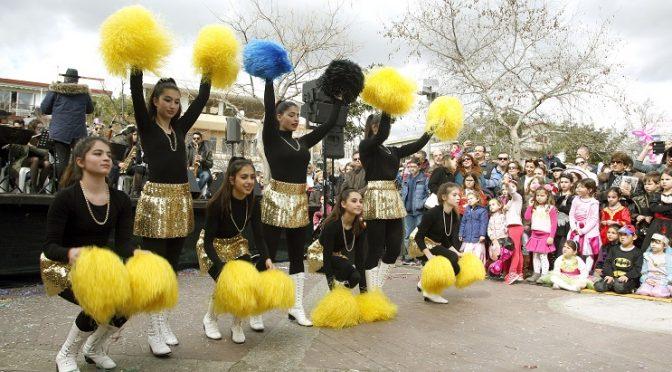 Την Κυριακή 11 Φεβρουαρίου 2018, πραγματοποιήθηκε με μεγάλη επιτυχία το Αποκριάτικο Πάρτυ που διοργάνωσε ο Πολιτιστικός & Αθλητικός Οργανισμός του Δήμου Βριλησσίων στην Πλατεία Αναλήψεως.