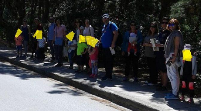 Ο Σύλλογος Προστασίας Περιβάλλοντος και Ρεματιάς Πεντέλης-Χαλανδρίου, με την παρακάτω επιστολή του προς Διευθυντές σχολείων, Συλλόγους Εκπαιδευτικών και Συλλόγους Γονέων και Κηδεμόνων, καλεί τους μαθητές των σχολείων για μια ξενάγηση στη Ρεματιά Χαλανδρίου: