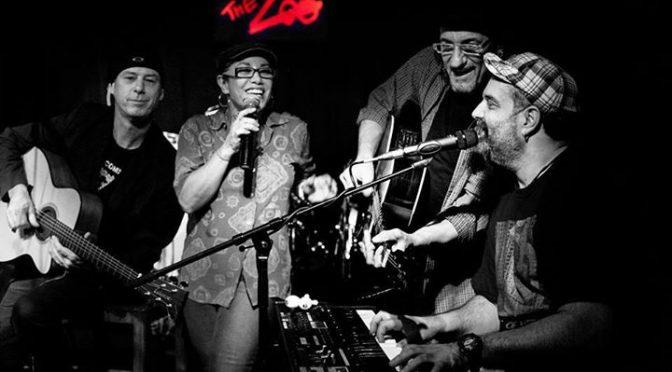 """Τέσσερις δυνατές μουσικές παρουσίες της live σκηνής της Αθήνας συναντιούνται στη φιλόξενη σκηνή του """"The Ζοο"""" στο Χαλάνδρι."""