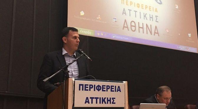 Το Περιφερειακό Συμβούλιο Αττικής, μετά από εισήγηση του Αντιπεριφερειάρχη Βόρειου Τομέα Αθηνών, Γιώργου Καραμέρου, ενέκρινε πρόσθετη δαπάνη 4.352.400€ αυξάνοντας σε 10.676.400€ τη συνολική χρηματοδότηση του έργου διευθέτησης του ρέματος Σαπφούς στο Μαρούσι.