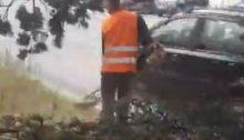 Σύμφωνα με ανακοίνωση της Ελληνικής Αστυνομίας: Λόγω εκτέλεσης εργασιών καθαριότητας-αποψίλωσης-κλάδευσης δέντρων επί της νησίδας, θα πραγματοποιηθεί προσωρινή και τμηματική διακοπή της κυκλοφορίας των οχημάτωνστην αριστερή λωρίδα της Λ. Κηφισίας, εναλλάξ και στα δύο ρεύματα κυκλοφορίας, περιοχής Δήμων Αθηναίων, Χαλανδρίου, Φιλοθέης-Ψυχικού, Αμαρουσίου και Κηφισιάς,στις 28 και 29-03-2018, ως εξής: