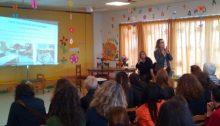 Στο 5οΤμήμα Προσχολικής Αγωγής πραγματοποιήθηκε με επιτυχία και ολική συμμετοχή των εργαζομένων της Δ/νσης Προσχολικής Αγωγής τo Σεμινάριο για την «Αντισεισμική Προστασία Παιδικών Σταθμών».