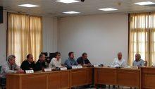 Με πρωτοβουλία του Δημάρχου Πεντέλης Δημήτρη Στεργίου Καψάλη και σε συνέχεια ενεργειών του για το σχετικό θέμα πραγματοποιήθηκε σήμερα 25 Απριλίου 2018 σύσκεψη για το θέμα της ασφάλειας των πολιτών, με αφορμή τη συνεχή αύξηση των ληστειών και των διαρρήξεων στο Δήμο.