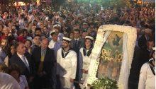 Με ιδιαίτερη λαμπρότητα και με μεγάλη συμμετοχή του κόσμου, εορτάστηκε και φέτος στον Δήμο Βριλησσίων η εορτή της Αναλήψεως του Κυρίου, το διήμερο 16 και 17 Μαΐου.