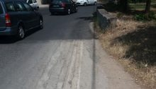 """""""Με αφορμή το «μπάλωμα» επί της οδού Πεντέλης όπου ασφαλτοστρώθηκαν μόλις 60 μέτρα δρόμου για τα οποία επαίρεται με στομφώδεις ανακοινώσεις ο Αντιπεριφερειάρχης Βορείου Τομέα Αττικής Γιώργος Καραμέρος, η Διοίκηση του Δήμου Αμαρουσίου, τον καλεί να αφήσει τα επικοινωνιακά πυροτεχνήματα και να πράξει τα αυτονόητα για το Μαρούσι, το επιβαρυμένο υπερτοπικό κέντρο των Βορείων Προαστίων""""."""