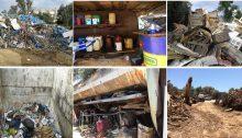 """""""Δύο νέες αυτοψίες διενεργήθηκαν, στις 25/06/2018, από την Περιφέρεια Αττικής στην έκταση όπου εκδηλώθηκε πυρκαγιά την περασμένη Παρασκευή και εδώ και χρόνια λειτουργεί παράνομα ως χώρος αποθήκευσης και μεταφόρτωσης απορριμμάτων και στερεών αποβλήτων καθώς και απόσυρσης οχημάτων του Δήμου Αμαρουσίου"""", αναφέρει ανακοίνωση που εξέδωσε η Περιφέρεια Αττικής σε συνέχεια της """"Η ΠΕΡΙΦΕΡΕΙΑ ΑΤΤΙΚΗΣ ΓΙΑ ΤΗΝ ΠΥΡΚΑΓΙΑ ΣΤΗΝ ΠΑΡΑΝΟΜΗ ΧΩΜΑΤΕΡΗ ΤΟΥ ΔΗΜΟΥ ΑΜΑΡΟΥΣΙΟΥ, ΣΤΗΝ ΠΕΡΙΟΧΗ ΚΟΚΚΙΝΙΑ""""."""