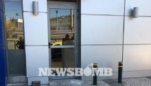 Αντιμέτωποι με αδίστακτους ληστές βρέθηκαν το πρωί της Παρασκευής (01/06) οι υπάλληλοι και οι πελάτες της Τράπεζας Πειραιώς στην περιοχή της Λυκόβρυσης.