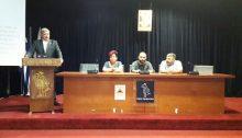 Εκπαιδευτική ενημέρωση για το πρόγραμμα «Κοινότητες Φιλικές προς την άνοια», πραγματοποιήθηκε στους εργαζόμενους του Δήμου Αμαρουσίου, παρουσία του Δημάρχου κου Γιώργου Πατούλη, από την Δρ. Παρασκευή Σακκά, Νευρολόγο, Ψυχίατρο, Πρόεδρο του Εθνικού Παρατηρητηρίου για την άνοια.