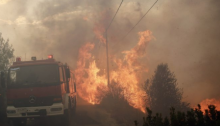 Εθνική τραγωδία όπου τα λόγια φαντάζουν ανίσχυρα,για να περιγράψουν τον όλεθρο και τη καταστροφή, προκαλούν οι πυρκαγιές που μαίνονται την Αττική. Ο Δήμαρχος Πικερμίου – Ραφήνας Βαγγέλης Μπουρνούς επιβεβαίωσε στον Αθήνα 9.84 ότι οι νεκροί από τη φονική πυρκαγιά φτάνουν τους 50, ενώ οι έρευνες για τον εντοπισμό αγνοούμενων συνεχίζονται μέχρι αυτή την ώρα.