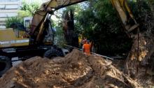 Ξεκίνησε η κατασκευή δικτύου απορροής ομβρίων υδάτων στην περιοχή του Πολυδρόσου, ενός αντιπλημμυρικού έργου που θα θωρακίσει μία περιοχή που ως επί το πλείστον πλήττεται από πλημμυρικά φαινόμενα.
