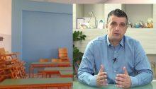 Μήνυμα του Δημάρχου Βριλησσίων, Ξένου Μανιατογιάννη, για την έναρξη της νέας σχολικής χρονιάς, με ενημέρωση για τις παρεμβάσεις που έκανε ο Δήμος στις σχολικές μονάδες: