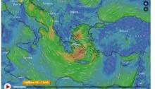 """Την πορεία που θα ακολουθήσει ο κυκλώνας '""""Ζορμπάς""""και ποιες περιοχές θα χτυπήσει τις επόμενες ώρες, επισήμανε ο μετεωρολόγος Τάσος Αρνιακός στο δελτίο ειδήσεων του ΑΝΤ1."""
