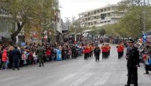 Ο Πανηγυρικός της 28ης Οκτωβρίου θα εκφωνηθεί φέτος, από την Βιβιάνα Μιχαλοπούλου, μαθήτρια του Γ΄ Γυμνασίου Κηφισιάς.
