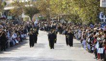 Με κάθε επισημότητα o Δήμος Κηφισιάς τίμησε τους ήρωες του Έπους του ΄40.