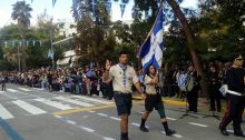 Σε κλίμα εθνικής υπερηφάνειας και συγκίνησης, με τη μεγάλη παρέλαση στην οδό Αναλήψεως και με τη συμμετοχή εκατοντάδων δημοτών, ολοκληρώθηκαν οι εορταστικές εκδηλώσεις για την 28ηΟκτωβρίου στο Δήμο Βριλησσίων.