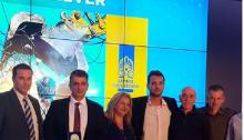 """Το βραβείο Silver δόθηκε στο Δήμο Βριλησσίων στο πλαίσιο των """"Best City Awards 2018"""" για τη χωριστή διαλογή και ανακύκλωση αποβλήτων, εκσκαφών, κατασκευών και κατεδαφίσεων (Α.Ε.Κ.Κ.)."""