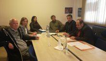 Στο Υπουργείο Αγροτικής Ανάπτυξης ο Δήμαρχος Βριλησσίων και η Επιτροπή Αγώνα για το θέμα των αγωγών του Δημοσίου κατά των δημοτών - ιδιοκτητών ακινήτων σε περιοχές του Δήμου.