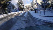 Για την κατάσταση των δρόμων στα Βριλήσσια, μετά τη χιονόπτωση διαβάζουμε στη σελίδαΒριλήσσια-Οργανισμός Κοινωνικής Προστασίας & Αλληλεγγύης.