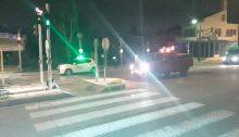 Σοβαρό τροχαίο ατύχημα σημειώθηκε χθες αργά το βράδυ στα Βριλήσσια.